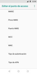 Configura el Internet - Motorola Moto E5 Play - Passo 15