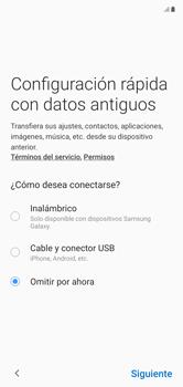 Activa el equipo - Samsung Galaxy Note 10 - Passo 8