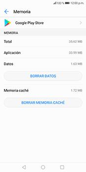 Limpieza de aplicación - Huawei Mate 10 Lite - Passo 5