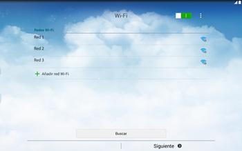 Activa el equipo - Samsung Galaxy Note Pro - Passo 4