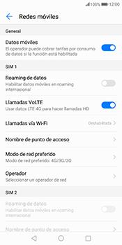 Configurar el equipo para navegar en modo de red LTE - Huawei Mate 10 Pro - Passo 6
