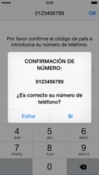 Configuración de Whatsapp - Apple iPhone 6s - Passo 8
