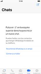 Configuración de Whatsapp - Apple iPhone 8 - Passo 14