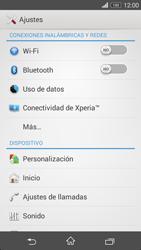 Configura el WiFi - Sony Xperia M2 Aqua D2303 - Passo 4