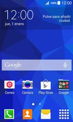 Envía fotos, videos y audio por mensaje de texto - Samsung Galaxy Core Prime - G360 - Passo 1