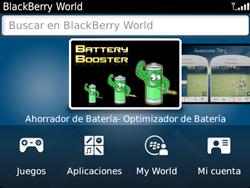 Crea una cuenta - BlackBerry Bold 9720 - Passo 4