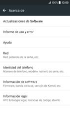 Actualiza el software del equipo - HTC 10 - Passo 6