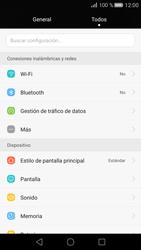 Configura el Internet - Huawei P8 - Passo 3