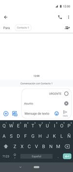 Envía fotos, videos y audio por mensaje de texto - Motorola One Vision (Single SIM) - Passo 7