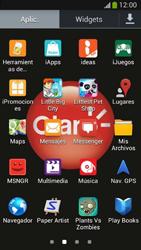 Configura el Internet - Samsung Galaxy Zoom S4 - C105 - Passo 19