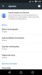 Limpieza de explorador - Sony Xperia XZ Premium - Passo 8