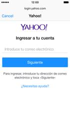 Configura tu correo electrónico - Apple iPhone SE - Passo 7
