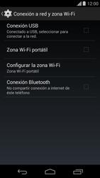 Comparte la conexión de datos con una PC - Motorola Moto G - Passo 6