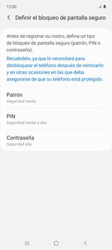 Cómo configurar el Face ID - Samsung Galaxy A51 - Passo 7