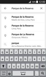 Uso de la navegación GPS - Samsung Galaxy Core Prime - G360 - Passo 8
