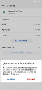 Limpieza de aplicación - Huawei P30 - Passo 8