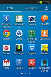 Desactiva tu conexión de datos - Samsung Galaxy Fame Lite - S6790 - Passo 2