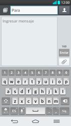 Envía fotos, videos y audio por mensaje de texto - LG G2 - Passo 4