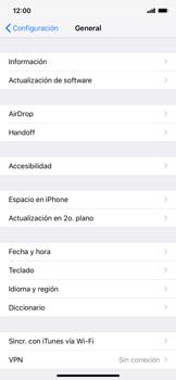 Verificar el uso de datos por apps - Apple iPhone XS Max - Passo 5