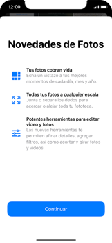 Tomar una captura de pantalla - Apple iPhone 11 Pro - Passo 4