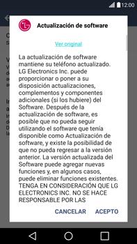 Actualiza el software del equipo - LG G4 - Passo 9