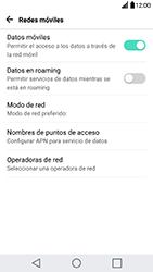 Configura el Internet - LG G5 - Passo 6