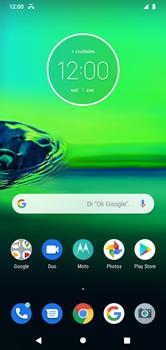 Contesta, rechaza o silencia una llamada - Motorola Moto G8 Play (Single SIM) - Passo 1