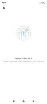 Habilitar seguridad de huella digital - Xiaomi Redmi Note 9 Pro - Passo 12