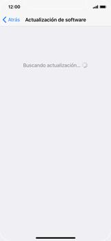 Actualiza el software del equipo - Apple iPhone X - Passo 6