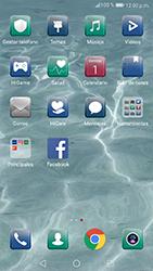 Envía fotos, videos y audio por mensaje de texto - Huawei P10 - Passo 2