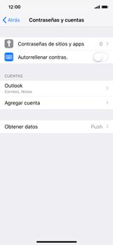 Configura tu correo electrónico - Apple iPhone XS - Passo 11