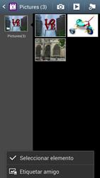 Transferir fotos vía Bluetooth - Samsung Galaxy S 3  GT - I9300 - Passo 6