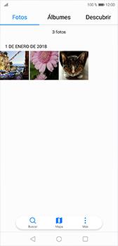 Transferir fotos vía Bluetooth - Huawei P20 - Passo 4
