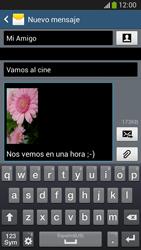 Envía fotos, videos y audio por mensaje de texto - Samsung Galaxy Zoom S4 - C105 - Passo 19