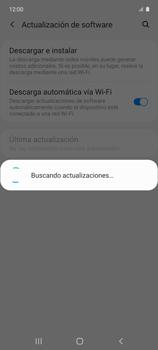 Actualiza el software del equipo - Samsung Galaxy A51 - Passo 7