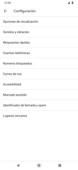 Habilitar el desvío de llamadas - Motorola One Zoom - Passo 5