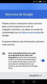 Configura tu correo electrónico - Huawei Mate 9 - Passo 14