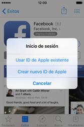 Crea una cuenta - Apple iPhone 4s - Passo 7
