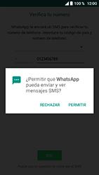 Configuración de Whatsapp - ZTE Blade A510 - Passo 11