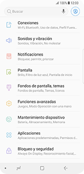 Desactiva tu conexión de datos - Samsung Galaxy S9 - Passo 3