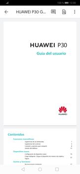 Descargar contenido de la nube - Huawei P30 - Passo 7