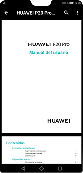 Descargar contenido de la nube - Huawei P20 Pro - Passo 7