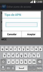 Configura el Internet - LG L70 - Passo 14