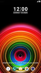 Bloqueo de la pantalla - LG X Power - Passo 5