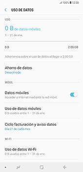 Verificar el uso de datos por apps - Samsung A7 2018 - Passo 5