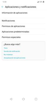 Limpieza de aplicación - LG K40S - Passo 4