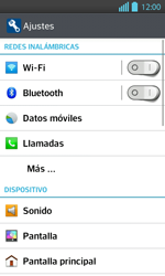 Conecta con otro dispositivo Bluetooth - LG Optimus L 7 II - Passo 4