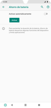 Modo de ahorro de batería - Motorola Moto G8 Plus (Dual SIM) - Passo 5