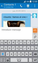 Envía fotos, videos y audio por mensaje de texto - Samsung Galaxy Core Prime - G360 - Passo 20