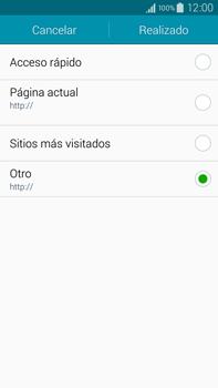 Configura el Internet - Samsung Galaxy Note IV - N910C - Passo 24